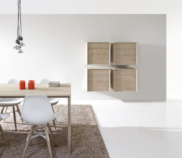 Cubico - hanging bar cupboard