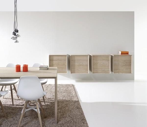 Cubico - hanging cupboard