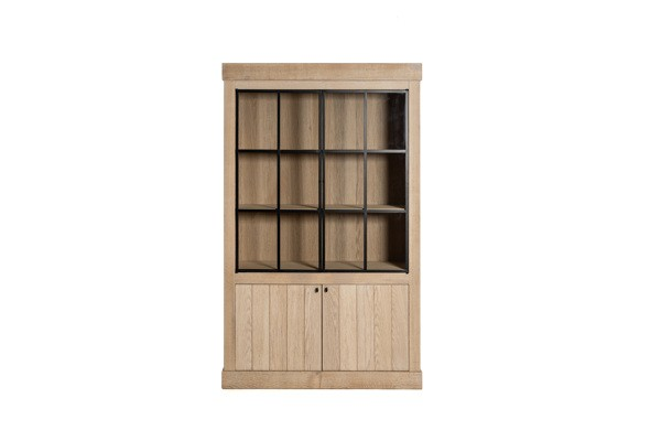 Wood - Vitrine