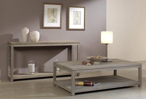 Timber - Tables de salon